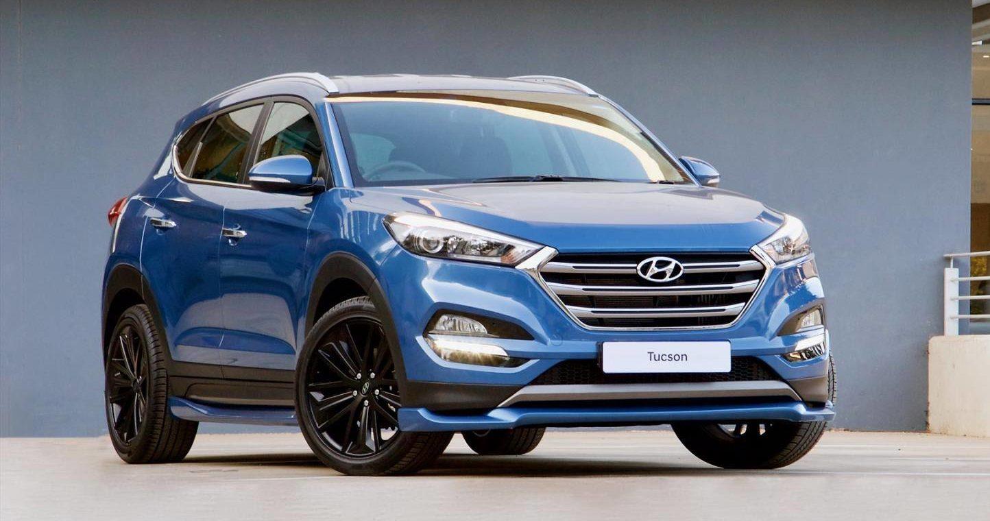 Nošovická automobilka Hyundai vyrábí inovované SUV Tucson
