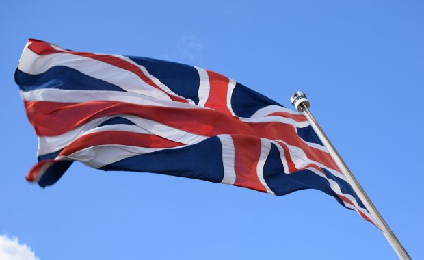 Velká Británie daně