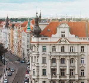 Ceny nájmů v Praze klesají