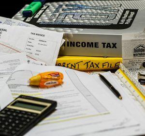 Výběr daní