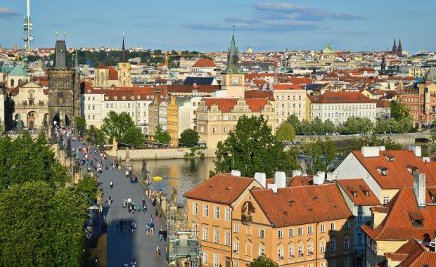 Ceny nemovitostí v Praze.