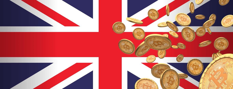 zdanění UK kryptoměny